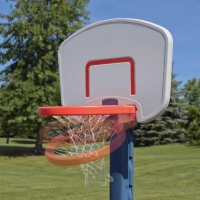 CANASTA DE BASKETBALL PRO SHOOTIN HOOPS AJUSTABLE STEP2