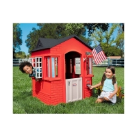 Cape Cottage Rojo LITTLE TIKES