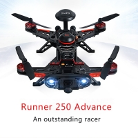 DRONE RUNNER 250 GPS - 1080P -  WALKERA