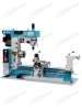 Torno Multiproposito REXON TML-800 3/4HP 800x420mm